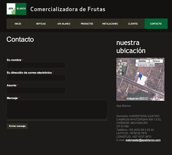 Apablanco Contact