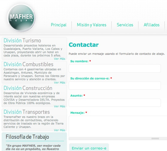 Grupo MAFHER