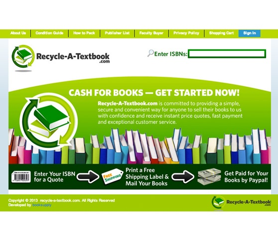 recycle-a-textbook.com